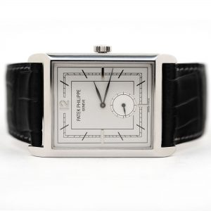 Patek Philippe Gondolo Platinum Watch