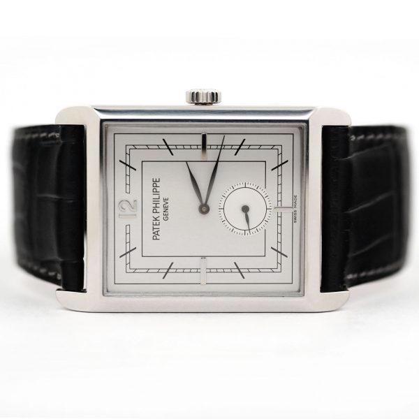 Patek Philippe Gondolo Platinum Watch