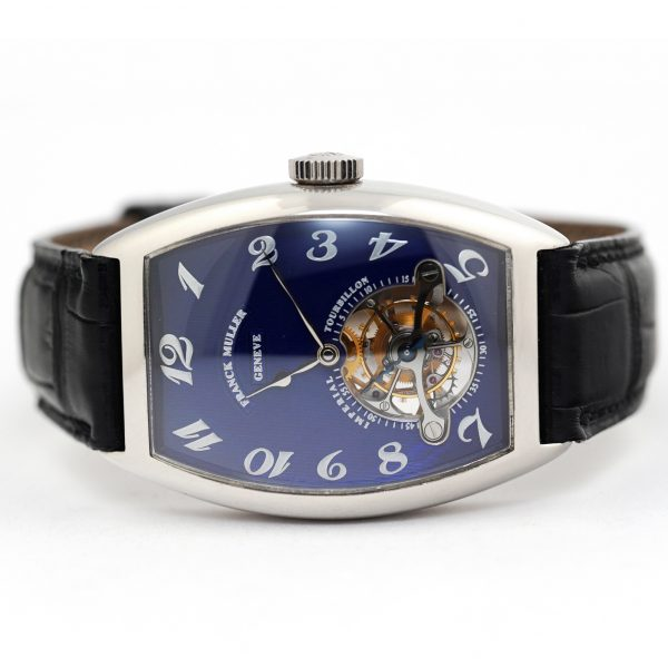 Franck Muller Special Editions Imperial Tourbillon Watch