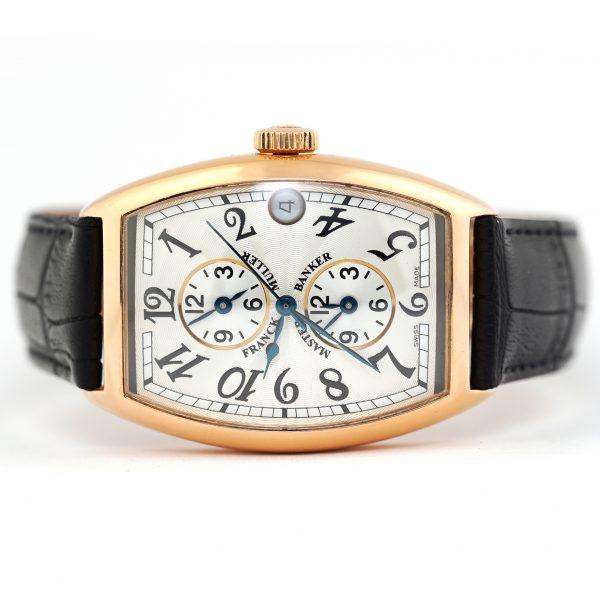 Franck Muller Casablanca Master Banker 5850 Watch