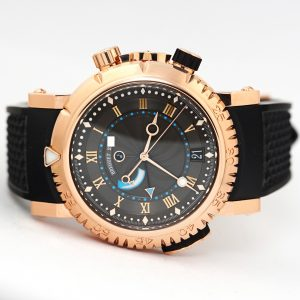 Breguet Marine Royale Alarm Rose Gold Watch