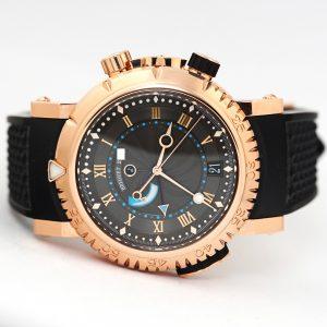 Breguet Marine Royale Alarm Rose Gold Watch