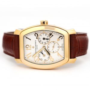 Vacheron Constantin Royal Eagle Day Date Yellow Gold Watch