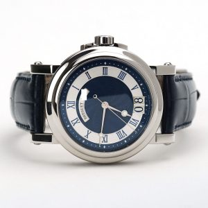 Breguet Marine Automatic Big Date Blue Dial Watch