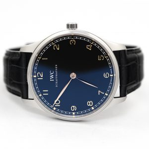 IWC Portugieser Hand Wound Pure Classic Watch