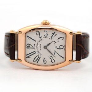 Vacheron Constantin Historiques 1912 Rose Gold Watch