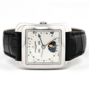 Vacheron Constantin Historiques Toledo 1952 White Gold Watch