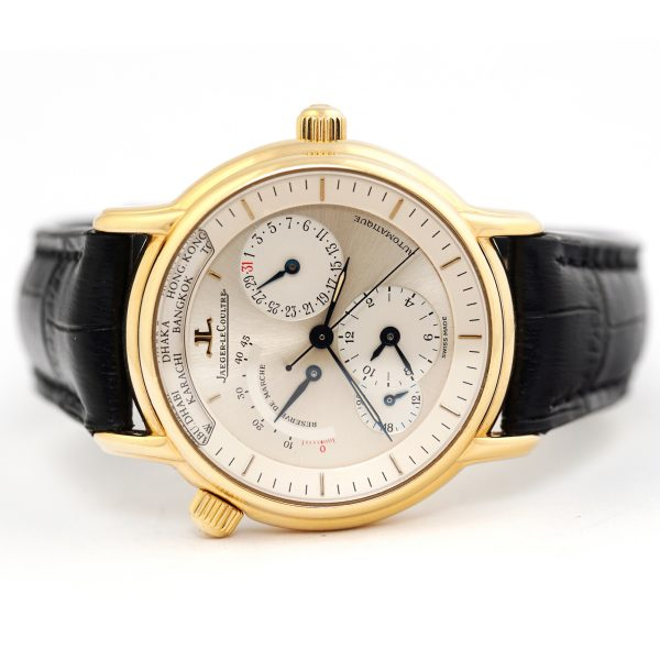 Jaeger-LeCoultre Master Geographic First Series Wristwatch