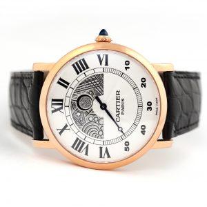 Cartier Rotonde de Cartier Jour et Nuit Watch