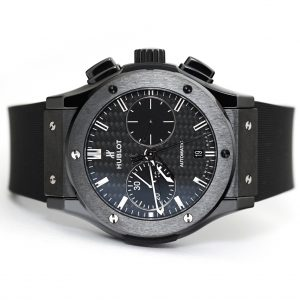 Hublot Classic Fusion Chronograph Black Magic Watch