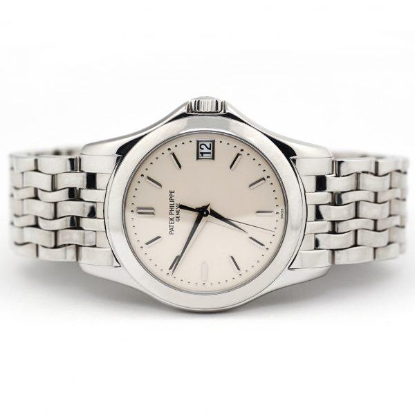 Patek Philippe Calatrava 5107/1 White Gold Watch