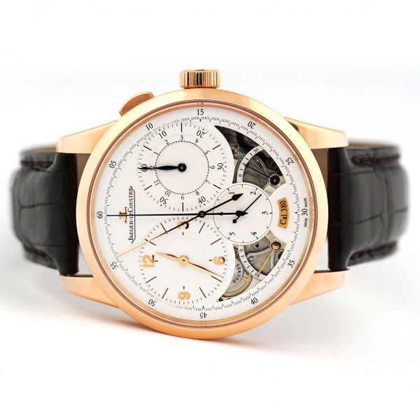 Jaeger-LeCoultre Duometre Chronograph Wristwatch