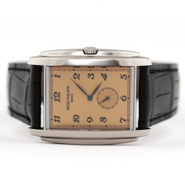 Patek Philippe Gondolo Pink Dial Watch