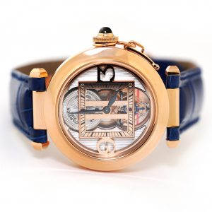 Cartier Pasha Collection Privee Tourbillon Watch