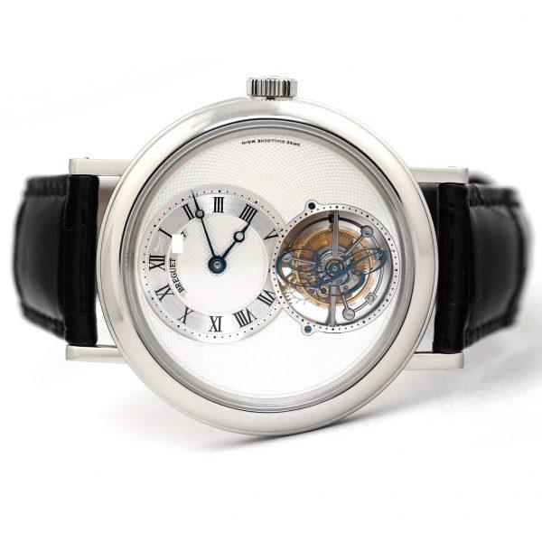 Breguet Classique Flying B Tourbillon Watch