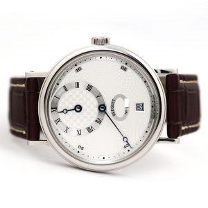 Breguet Classique Regulator Silver Dial Watch