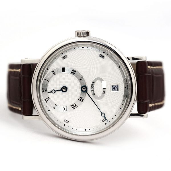 Breguet Classique Regulator Silver Dial Watch