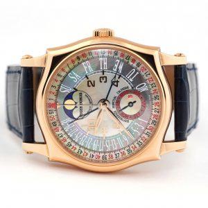 Roger Dubuis Sympathie Bi-Retrograde Perpetual Calendar Watch
