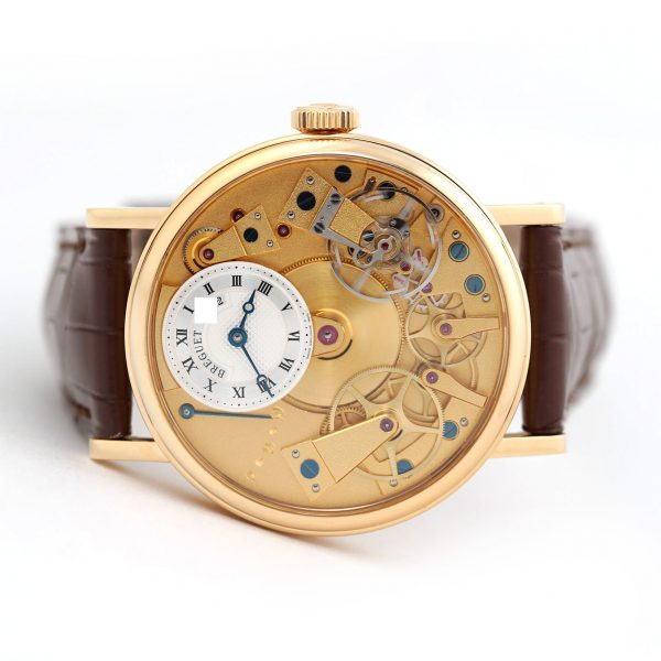 Breguet Tradition Manual Wind 37mm Watch