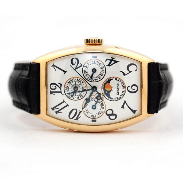 Franck Muller Casablanca Quantieme Perpetual 5850 Watch