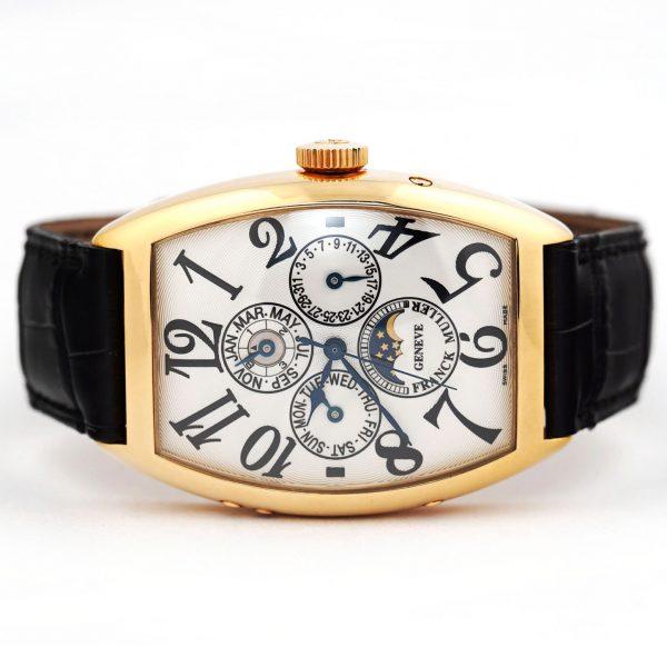 Franck Muller Casablanca Quantieme Perpetual 6850 Watch