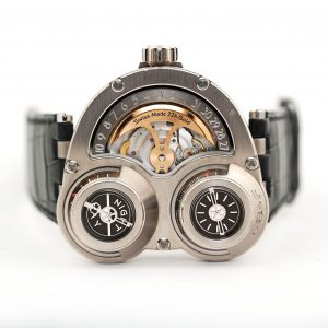 MB&F Horological Machines N3 Sidewinder Watch
