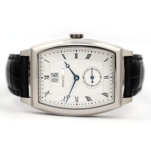Breguet Heritage Big Date White Gold Watch