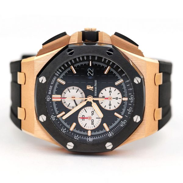 Audemars Piguet Royal Oak Offshore Chronograph Rose Gold Watch