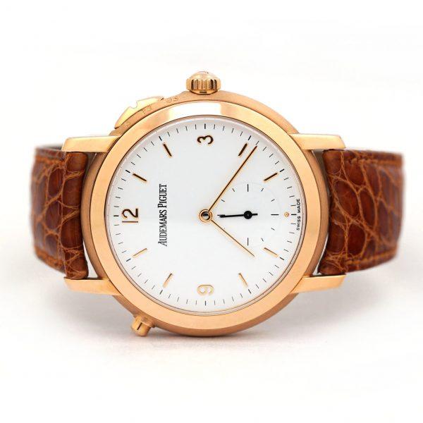 Audemars Piguet Jules Audemars Grande Sonnerie Rose Gold Watch