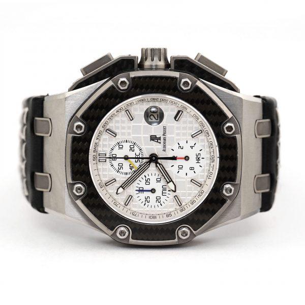 Audemars Piguet Royal Oak Offshore Montoya Titanium Watch