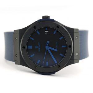 Hublot Classic Fusion Ceramic Blue Watch