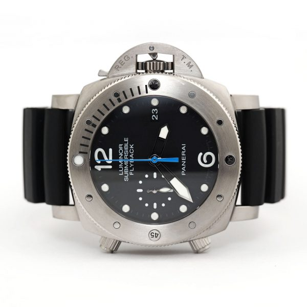 Panerai Luminor Submersible Chrono Watch