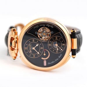 Bovet Amadeo Orbis Mundi Tourbillon Watch