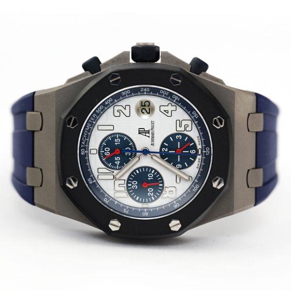 Audemars Piguet Royal Oak Offshore Chronograph National Classic Tour Watch