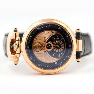 Bovet Amadeo Fleurier Jumping Hour 42mm Watch