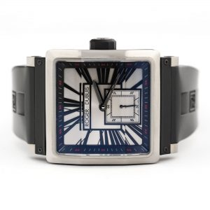 Roger Dubuis King Square Titanium Watch