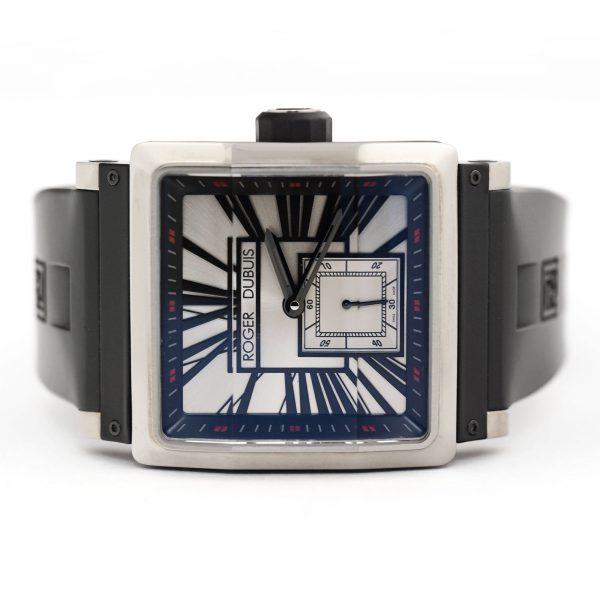 Roger Dubuis King Square Titanium Watch