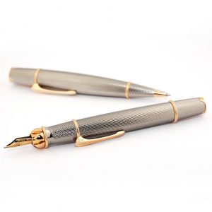 F.P. Journe Writing Instruments Set Fountain & Ballpoint Pens