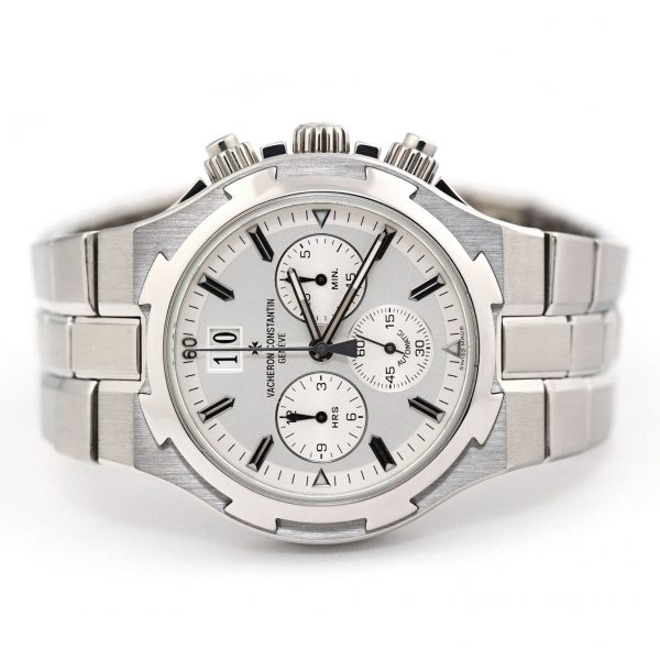 Vacheron Constantin Overseas Automatic 40mm Silver Dial Watch
