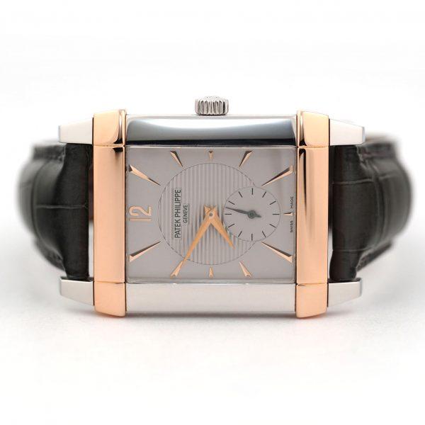 Patek Philippe Gondolo Platinum Rose Gold Watch