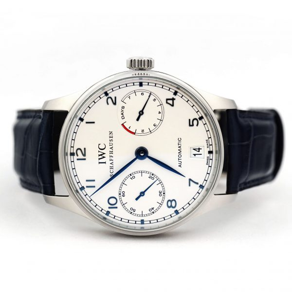 IWC Portugieser Automatic Blue Watch