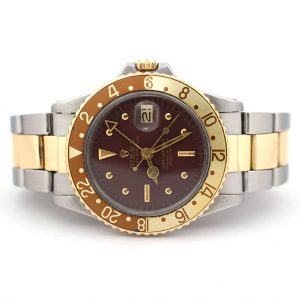 Rolex GMT-Master Oyster Perpetual 1675 Root Beer Vintage