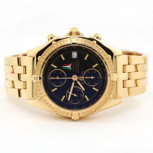 Breitling Chronomat GT Chronograph PAN Frecce Tricolori Limited Edition