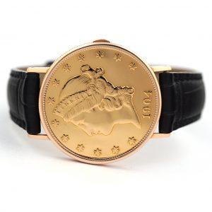 Vacheron Constantin Twenty Dollar Coin