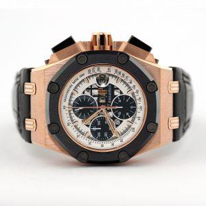 Audemars Piguet Royal Oak Offshore Chronograph Barrichello II Rose Gold