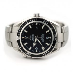 Omega Seamaster Planet Ocean 600M Co-Axial 45.5mm Black Dial