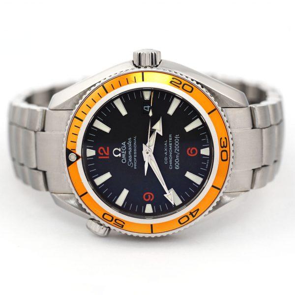 Omega Seamaster Planet Ocean 600M Co-Axial 42mm Orange