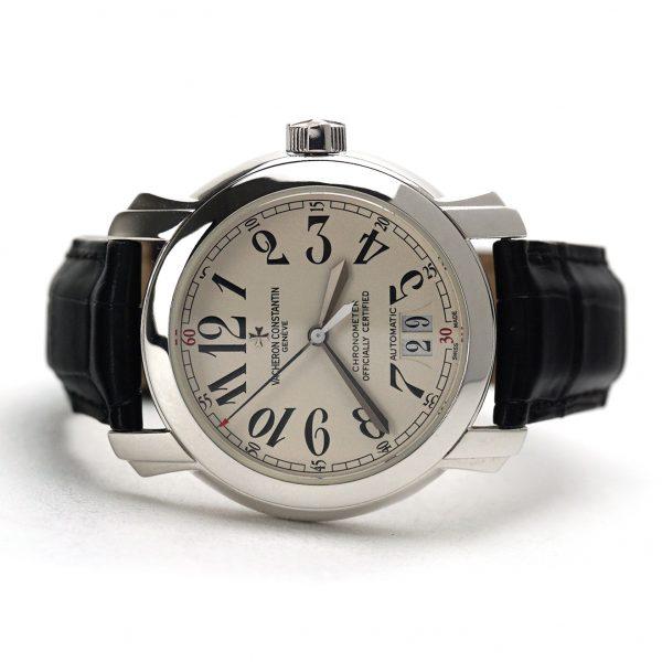 Vacheron Constantin Malte Large Calendar Silver Dial