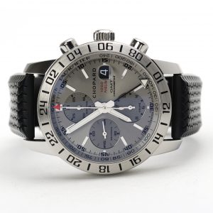 Chopard Mille Miglia Chronograph GMT Grey Dial