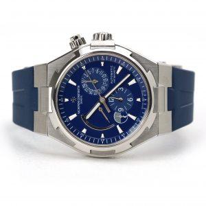 Vacheron Constantin Overseas Dual Time 42mm Blue Dial
